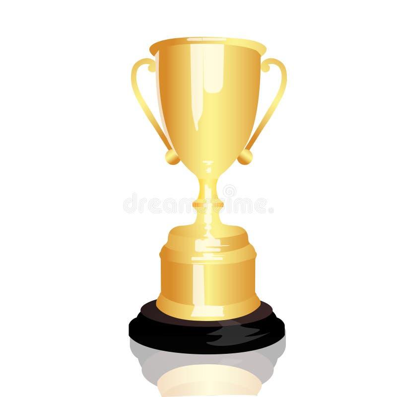 Trofeo di vettore royalty illustrazione gratis