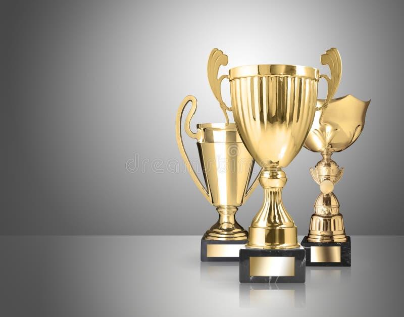 trofeos ilustración del vector