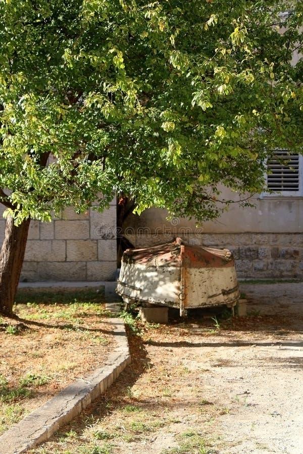 trogir Хорватии стоковые изображения rf