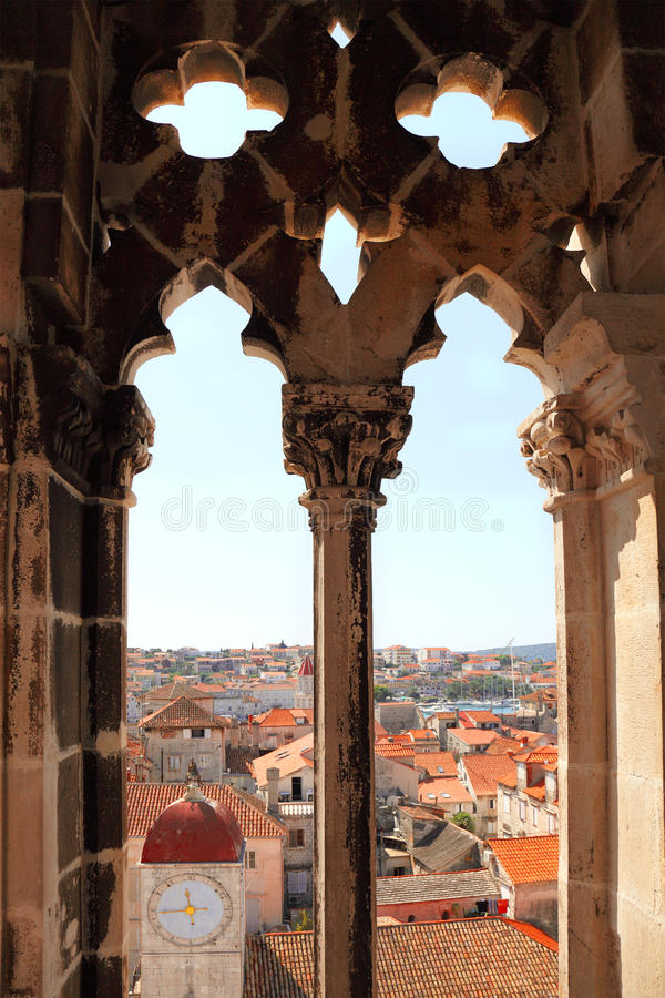 Download Trogir, Croatia stock photo. Image of ancient, adriatic - 22492132