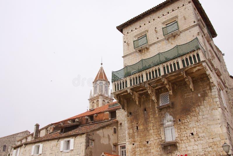 Trogir Croatia fotografia stock libera da diritti
