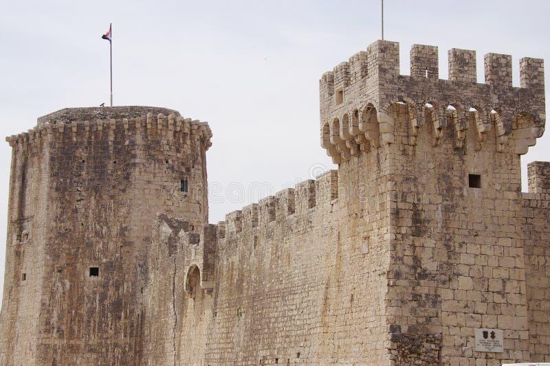 Trogir, Croatia fotografía de archivo