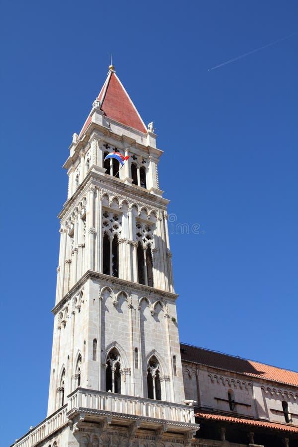 Trogir, Croatie photographie stock