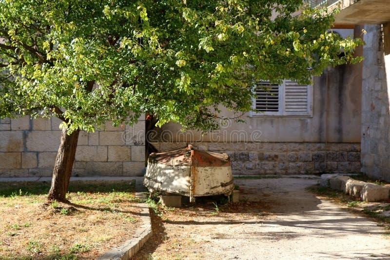 Trogir, Kroatien lizenzfreies stockfoto