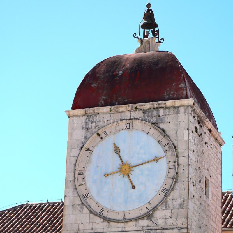 Trogir, Kroatien stockfotos