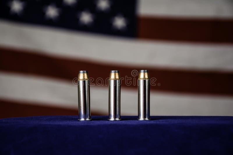 Trois balles photographie stock libre de droits