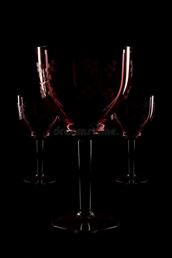 Trois glass
