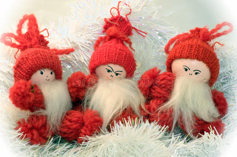Trois Gnomes images stock