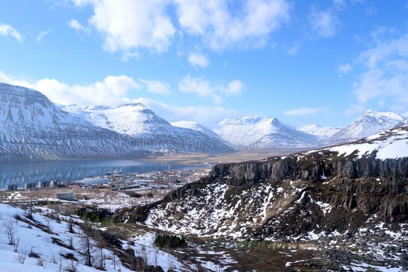 Trois montagnes photos libres de droits