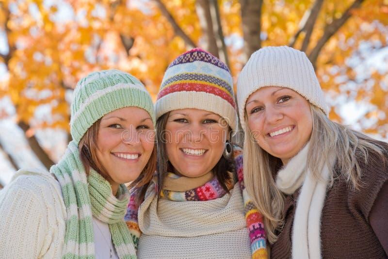 Trois soeurs photographie stock libre de droits