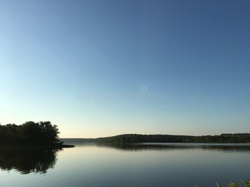 Troisième lac photos libres de droits