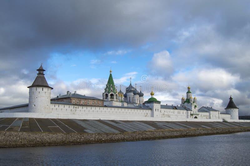 Troitsky Makariyev Zheltovodsky female monastery royalty free stock photography