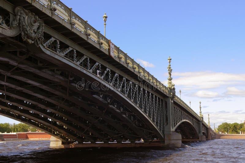 troitsky Petersburg święty Russia obraz royalty free