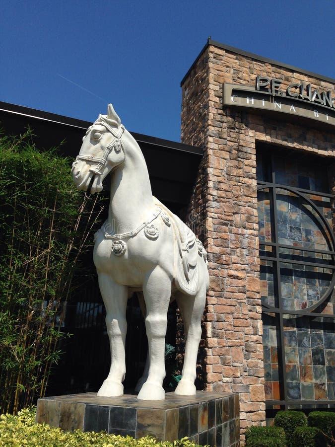 Troja koń zdjęcie royalty free