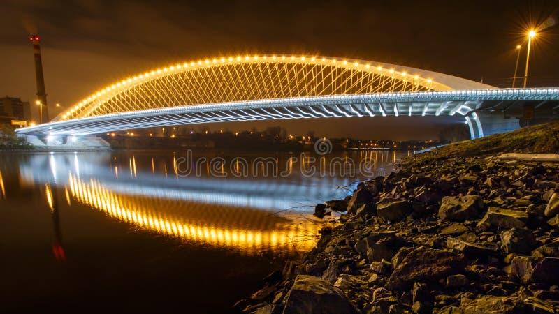 Trojan Brücke stockfoto