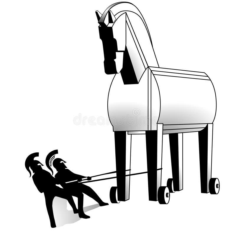Trojan Horse libre illustration