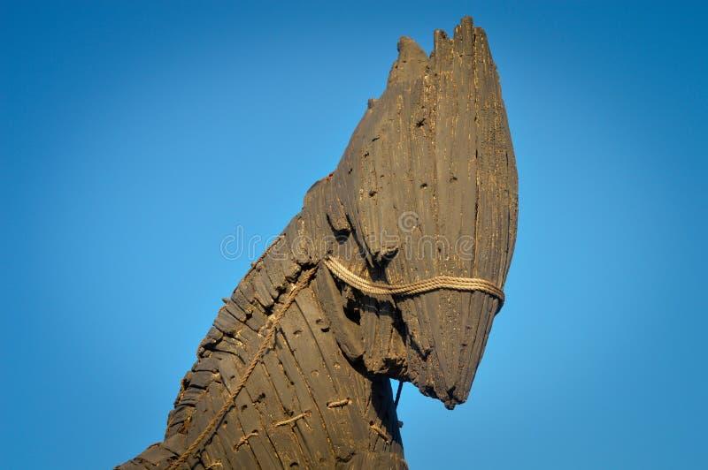 Trojan Horse fotografia de stock royalty free