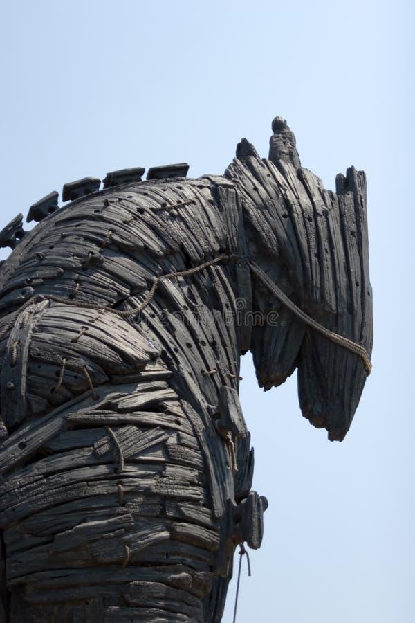 Trojan Horse photographie stock