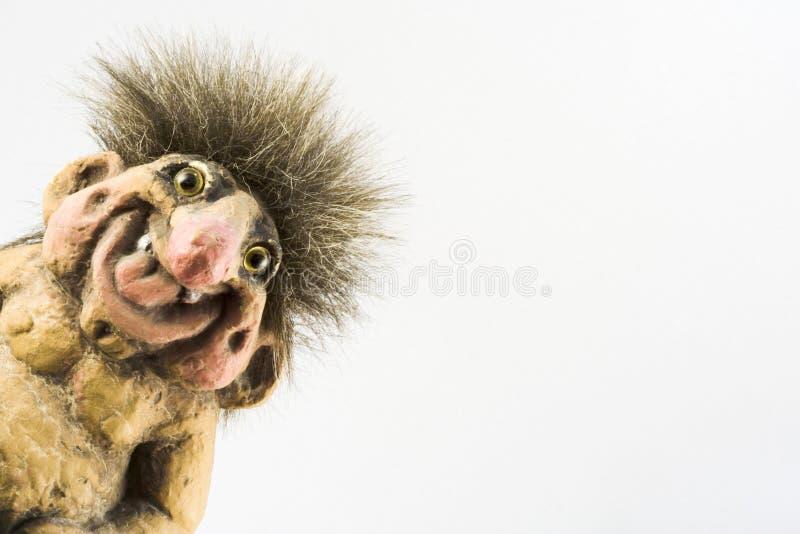 troll сувенира стоковое изображение rf