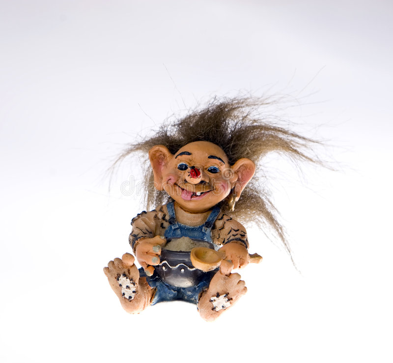 Free Troll Royalty Free Stock Images - 3445389