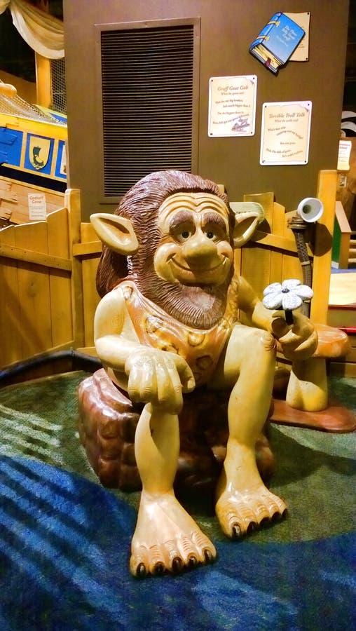 troll стоковое изображение