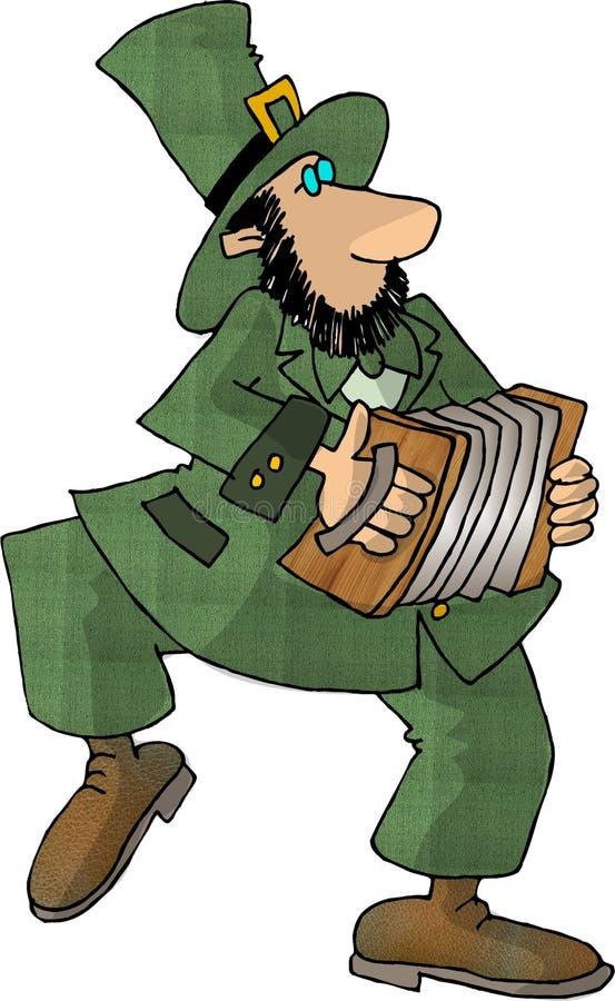 Download Troll 9 stock illustrationer. Bild av patrick, troll, lyckligt - 38088