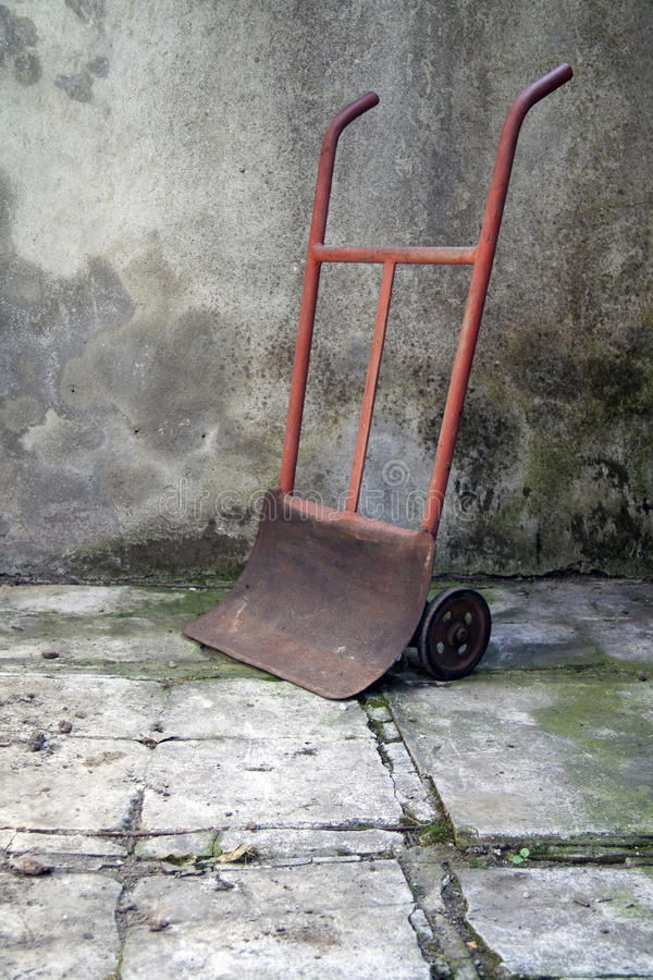 Download Trolley stock photo. Image of supplies, grunge, trolley - 20107892