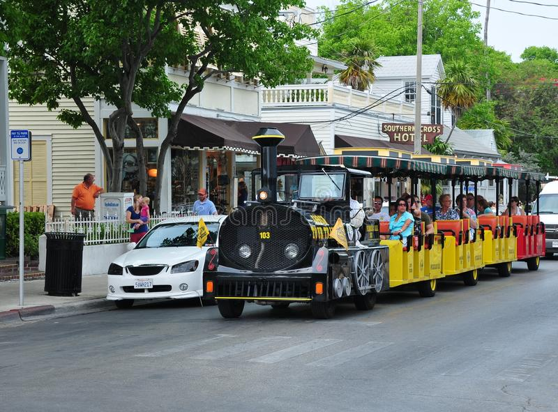Download Trolley Car Tour In Key West Editorial Image - Image: 26533345