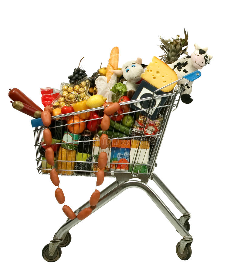 Free Trolley Products Stock Images - 12543054
