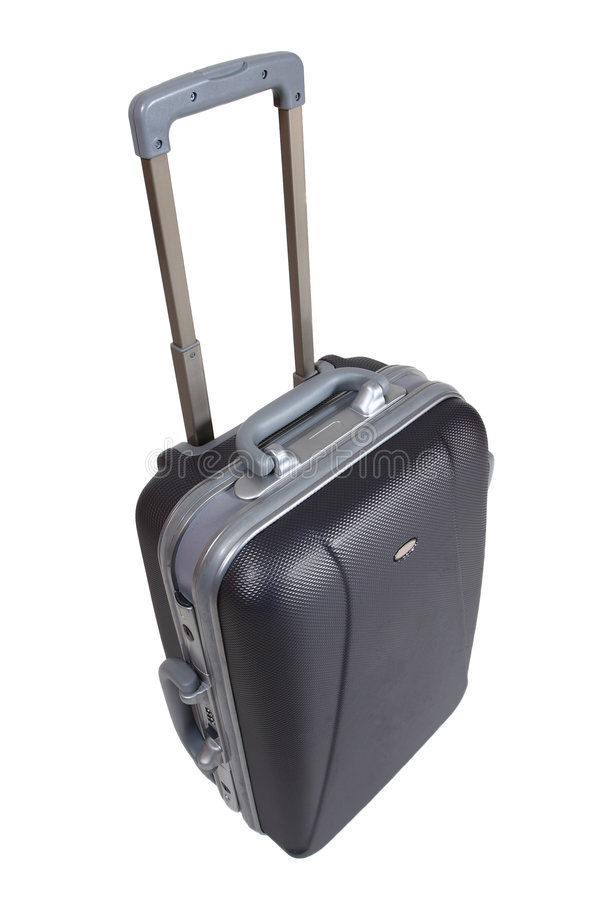 Trolley Suitcase Royalty Free Stock Photo