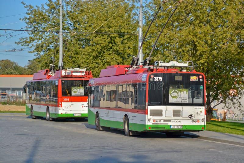 trolleybus στοκ φωτογραφία με δικαίωμα ελεύθερης χρήσης