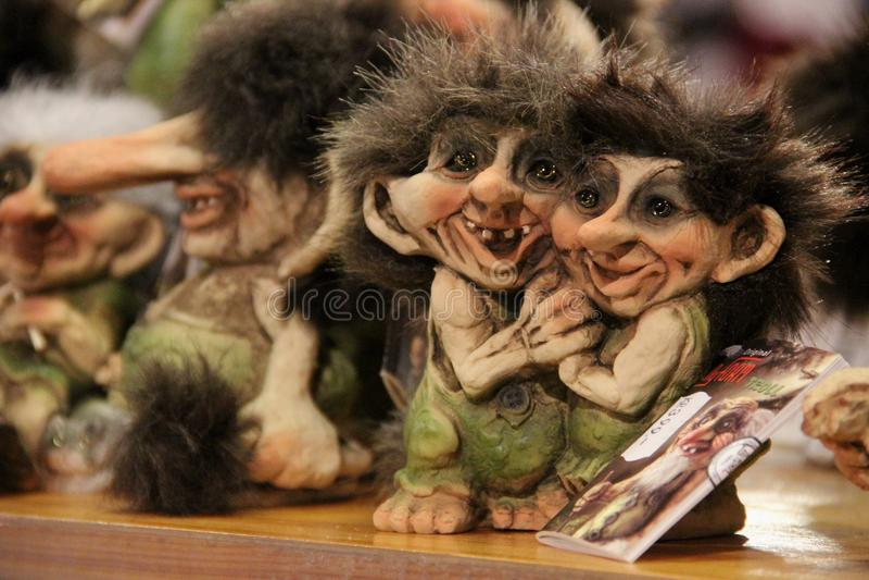 trolls stockfotografie