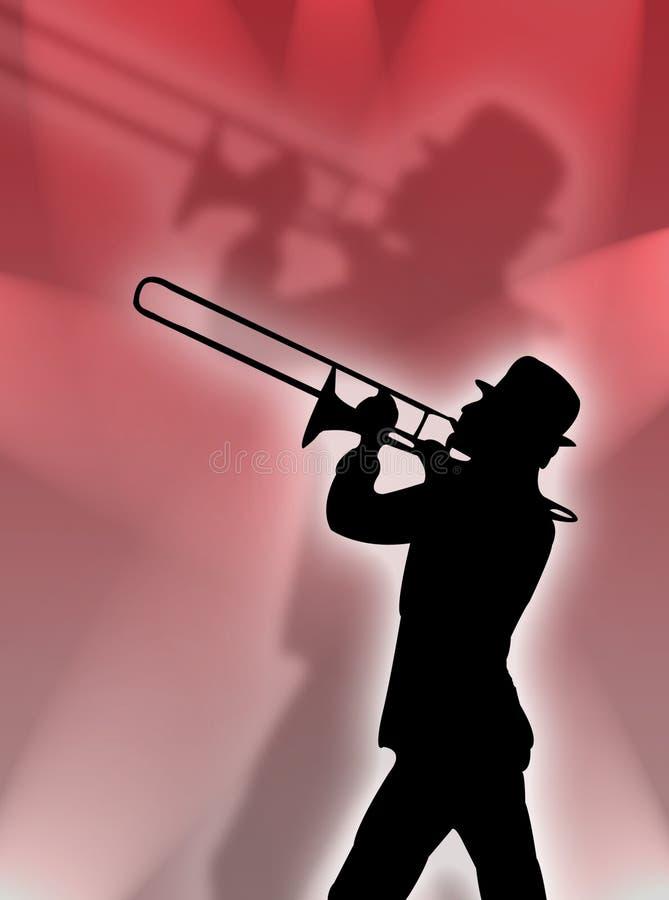Download Tromba Agli Indicatori Luminosi Illustrazione di Stock - Illustrazione di musica, background: 3885350
