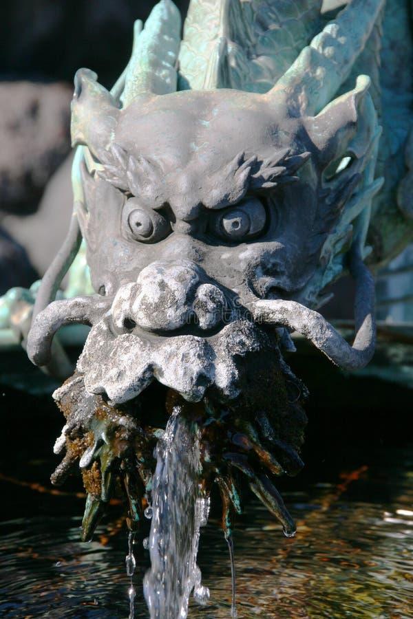Tromba marina en Nikko fotografía de archivo libre de regalías