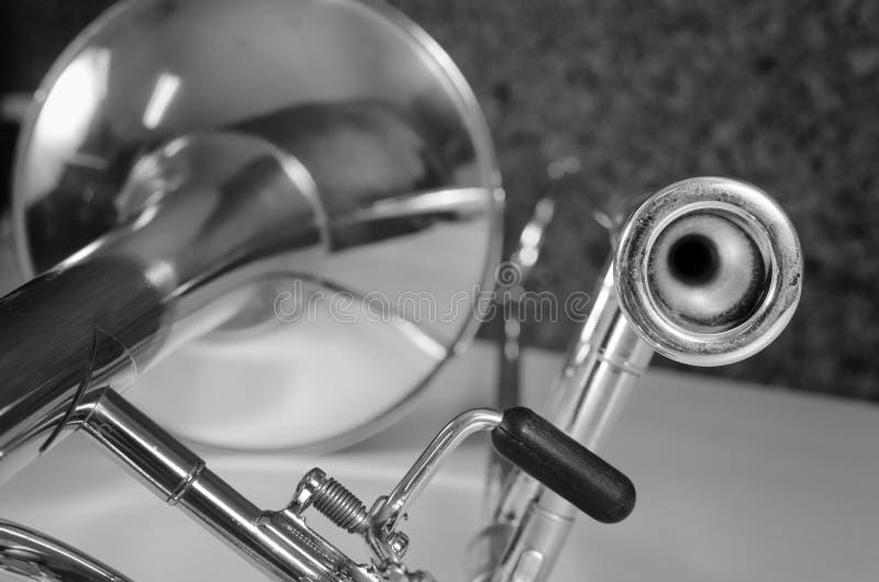 Trombone immagini stock