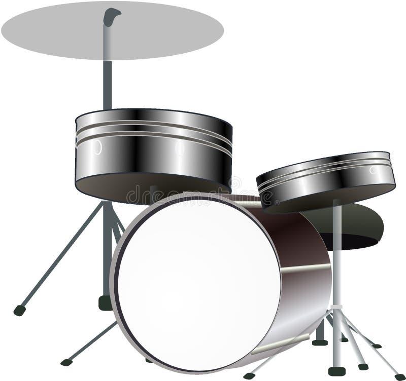 Trommel, Trommels, Muzikaal Instrument, Tom Tom Drum stock afbeelding