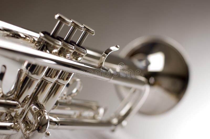 Trompet stock afbeeldingen