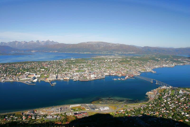 Download Tromso στοκ εικόνες. εικόνα από cityscape, δάση, υψηλός - 13176382