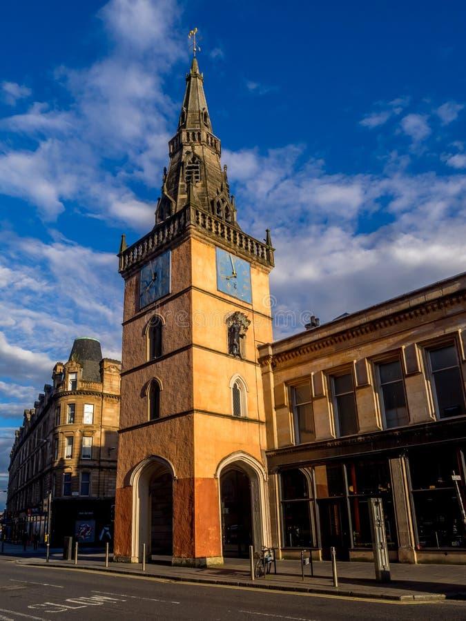 Tron Theatre, Glasgow obrazy royalty free