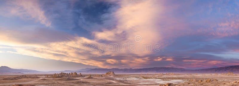 Download Trona Pinnacles stock photo. Image of valley, death, tufa - 26213248