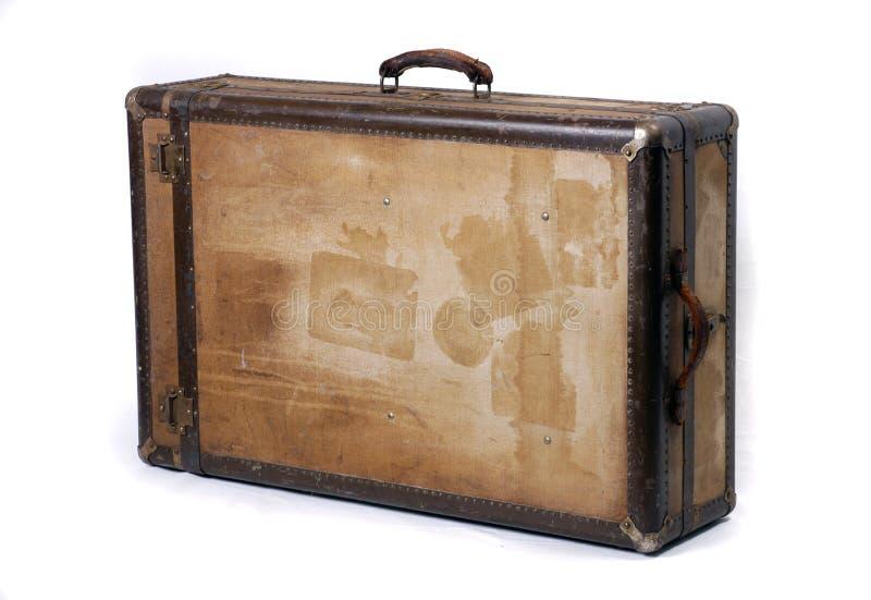 Tronco del vapor de la caja de la vendimia fotografía de archivo libre de regalías