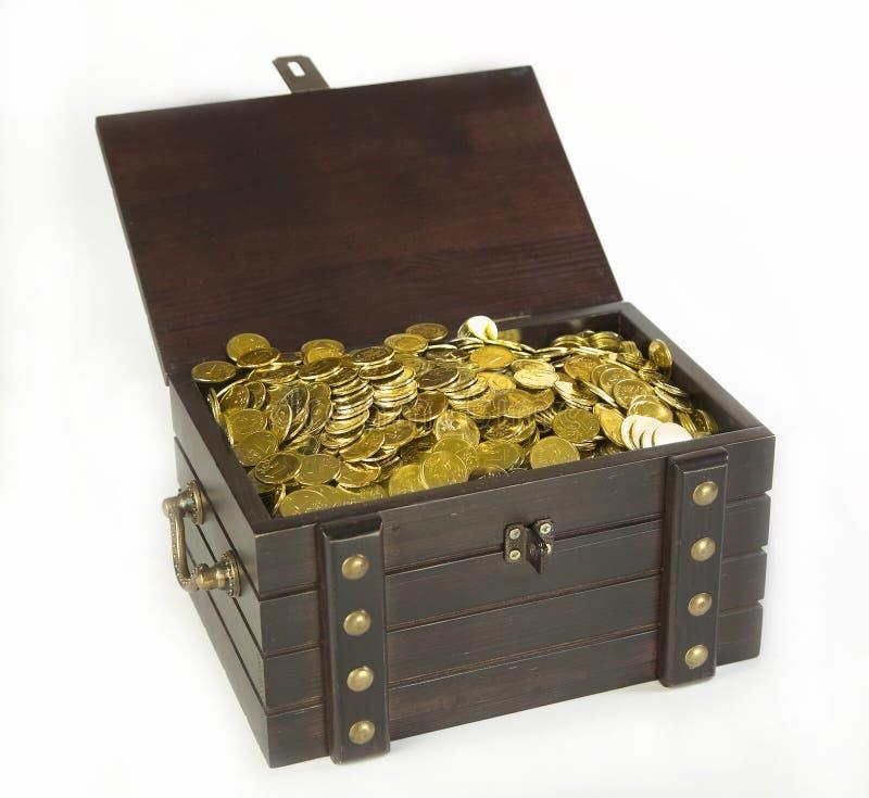 Tronco piratic imagen de archivo libre de regalías