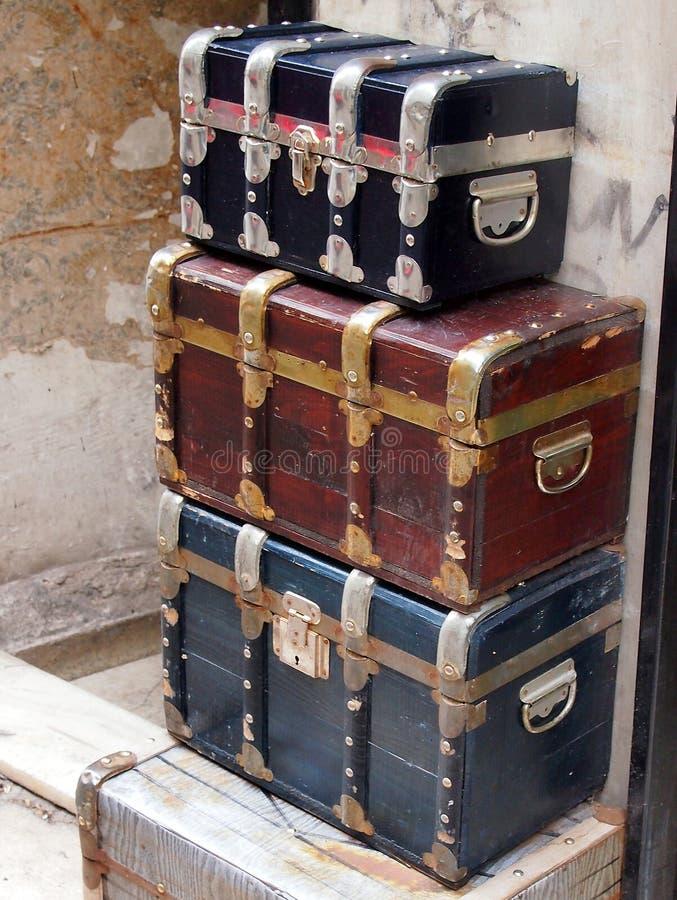 Troncos del almacenamiento fotografía de archivo libre de regalías