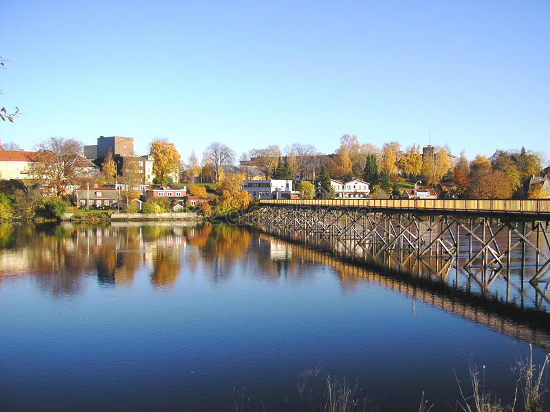 Trondheim Norway royalty free stock images