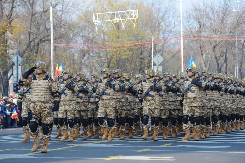 Tropas do exército imagens de stock royalty free