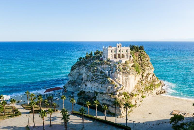 Tropea, Calabria, Italia fotografie stock