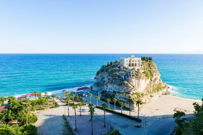 Tropea, Calabria, Italia immagini stock