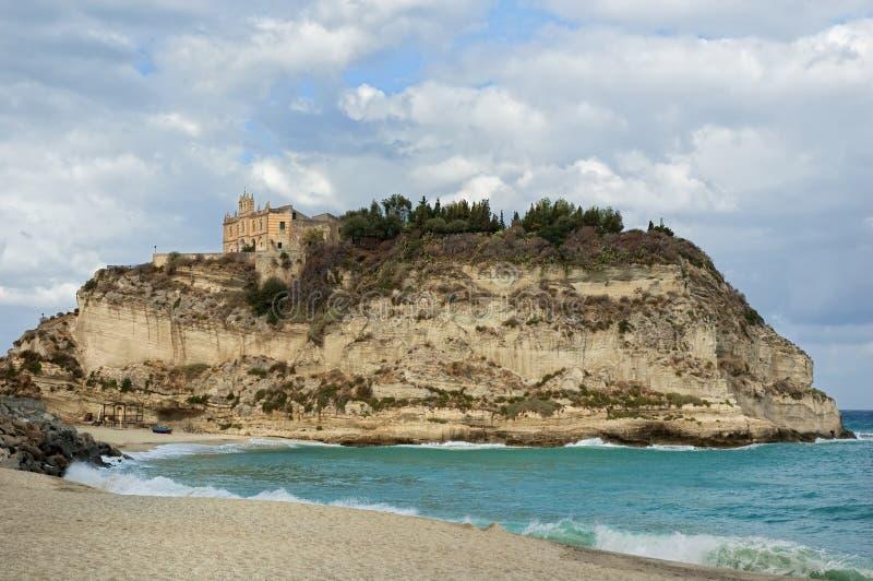 Tropea, Calabria, Italy royalty free stock image