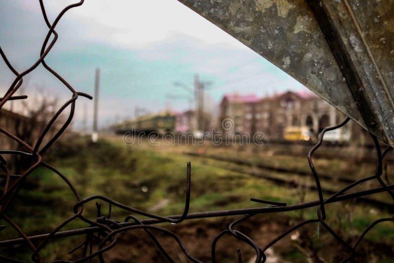Tropfen-Regen traurig lizenzfreies stockfoto