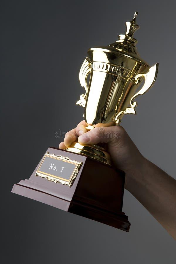 trophée photo stock